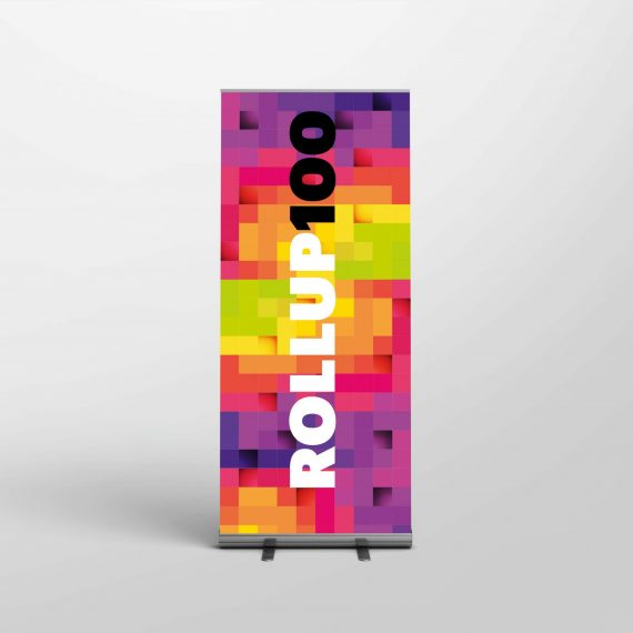 Rollup banner 100x200cm