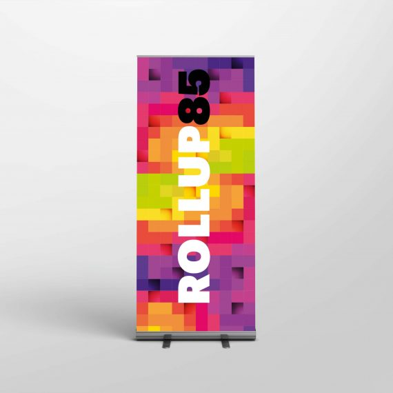 Rollup banner – pingvin