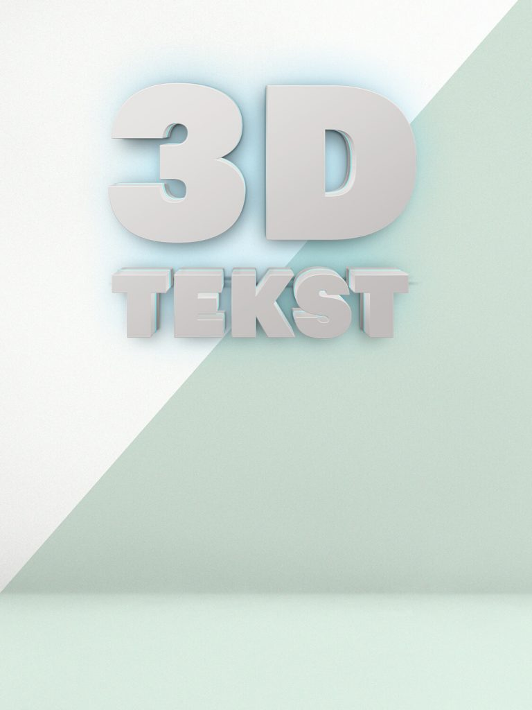 3D natpisi
