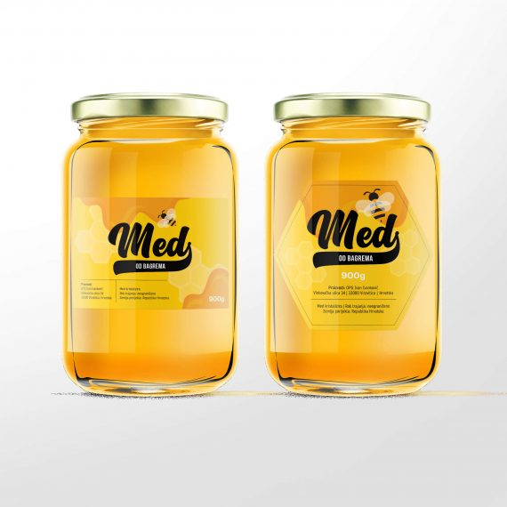 Naljepnice za med