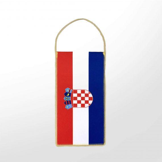 Stolna zastavica Republike Hrvatske