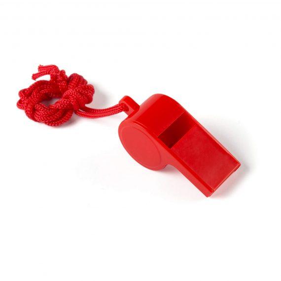 Crvena zviždaljka